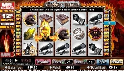 Ghost hunter slot online